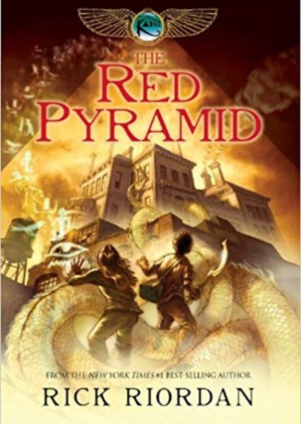 The Red Pyramid (Animated) Fan Casting Poster