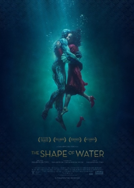 The Shape of Water (1997) Fan Casting Poster