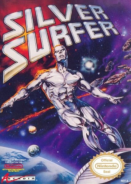 The Silver Surfer Fan Casting Poster