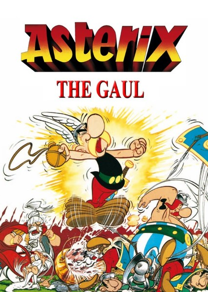 The Simpsons/Family Guy vs Asterix Fan Casting Poster