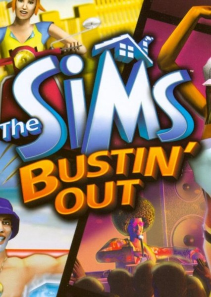 The Sims: Bustin Out Fan Casting Poster