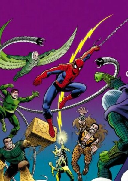 The Sinister Six Fan Casting Poster
