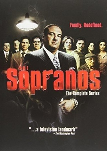 The Sopranos Fan Casting Poster