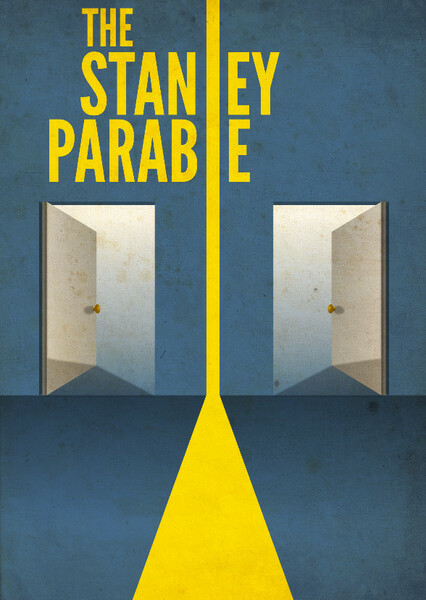 The Stanley Parable Fan Casting Poster