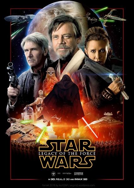 The Star Wars Sequel Trilogy Alternate Fan Casting On Mycast
