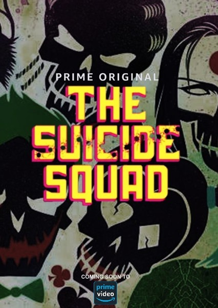 The Suicide Squad [Season VIII] (2029-2030) Fan Casting Poster
