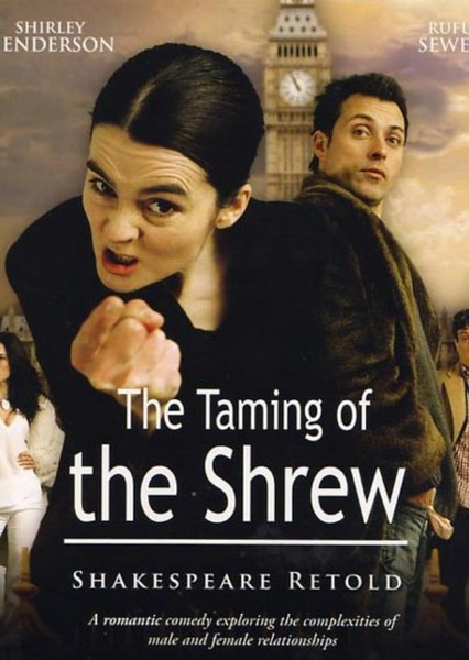 The Taming of the Shrew Fan Casting Poster