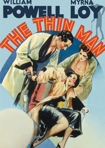 The Thin Man (remake) Fan Casting Poster