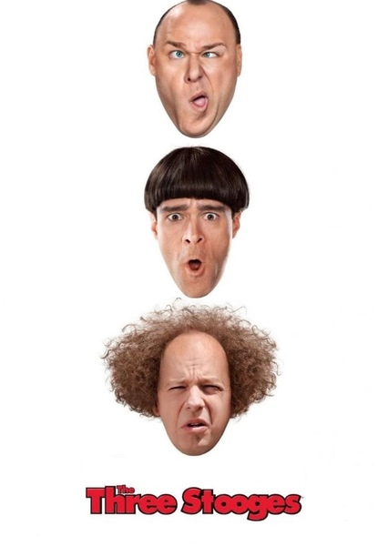 The Three Stooges (1992) Fan Casting Poster