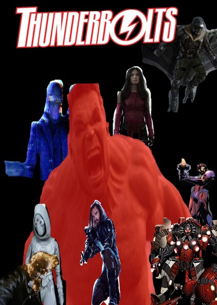 The Thunderbolts Fan Casting Poster