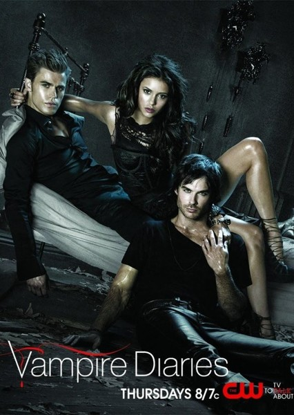 The Vampire Diaries (2019-2027) Fan Casting Poster