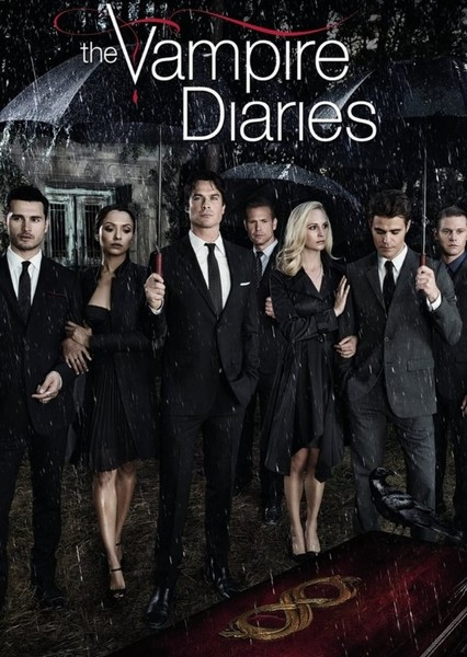 The Vampire Diaries Fan Casting Poster