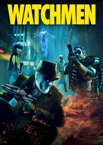 The Watchmen Fan Casting Poster