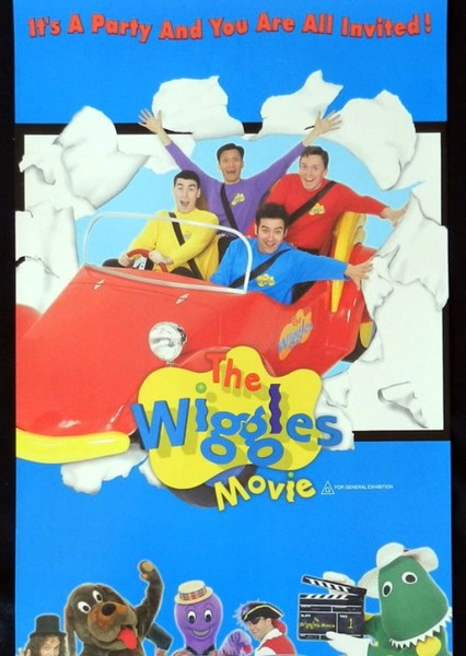 The Wiggles Movie Fan Casting Poster