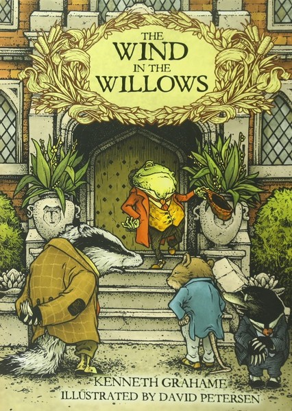 The Wind in the Willows Fan Casting Poster