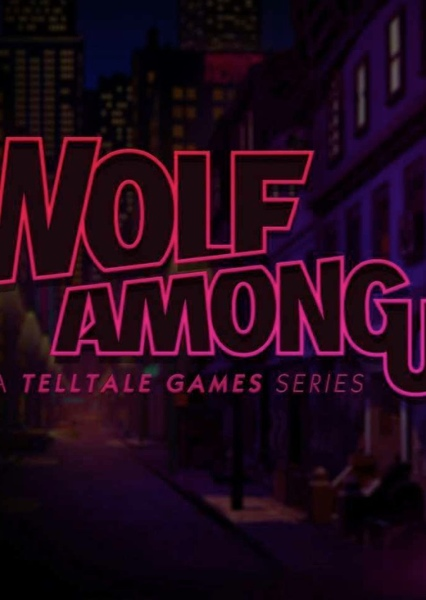 The Wolf Among Us Fan Casting Poster