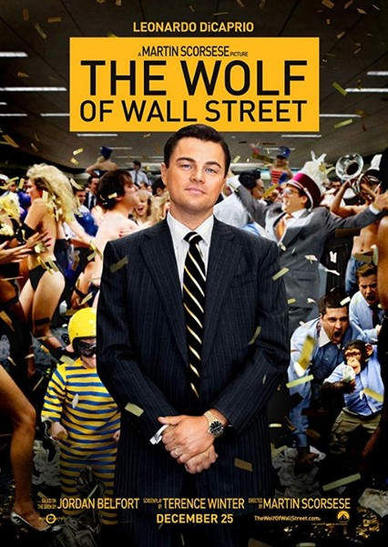 The Wolf of Wall Street (2003) Fan Casting Poster