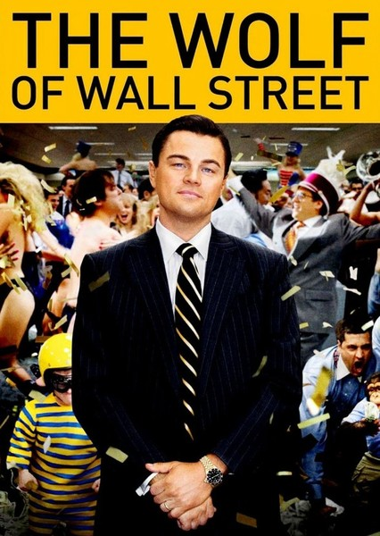 The Wolf of Wall Street (SERIES) Fan Casting Poster