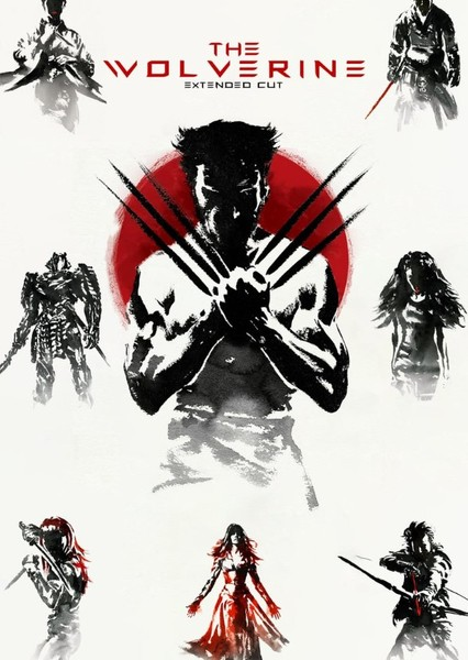 The Wolverine (2003) Fan Casting Poster