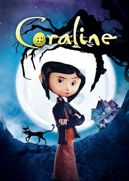 The worlds of Coraline Fan Casting Poster
