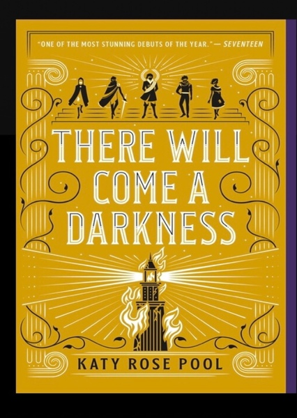 There Will Come A Darkness Fan Casting Poster