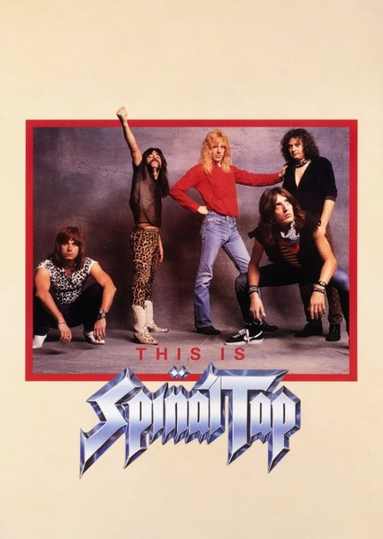 This is Spinal Tap Fan Casting Poster