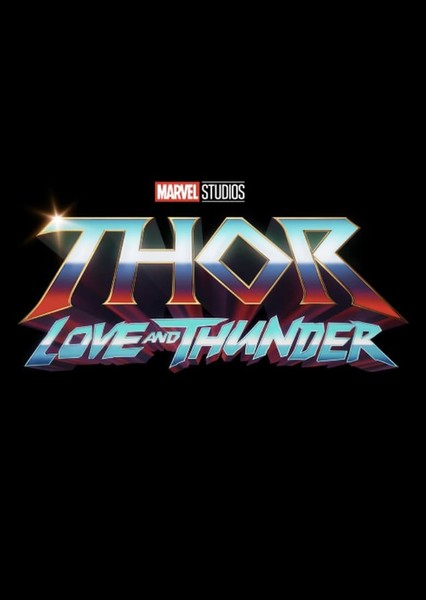 Thor: Love and Thunder Fan Casting Poster