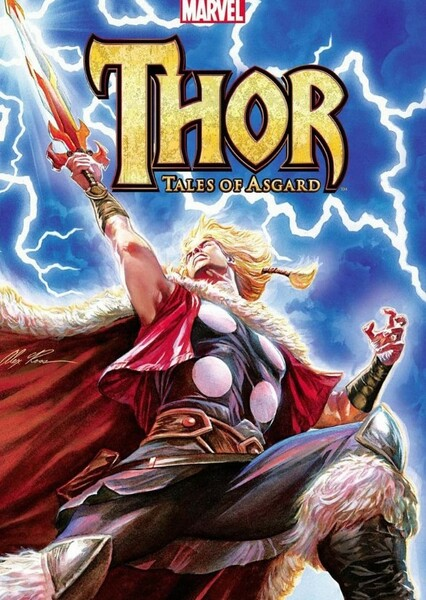 Thor : Realms of Asgard  Fan Casting Poster