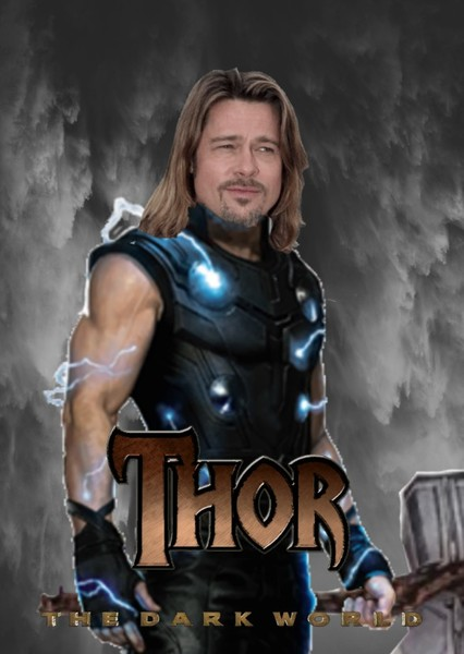 Thor The Dark World (2013) Fan Casting Poster