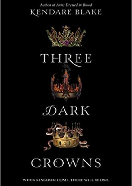 Three Dark Crowns Fan Casting Poster