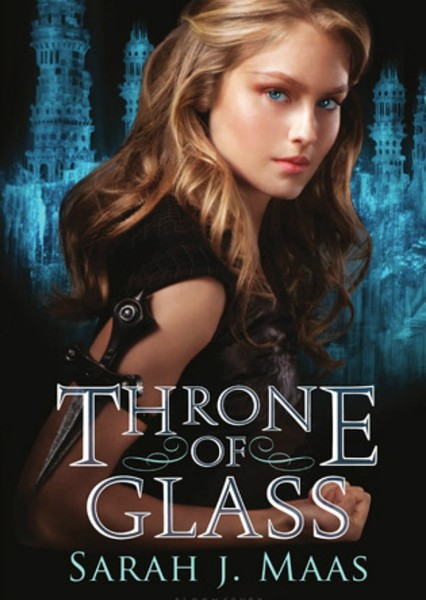 Throne of Glass Fan Casting Poster