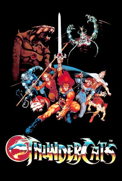ThunderCats Fan Casting Poster