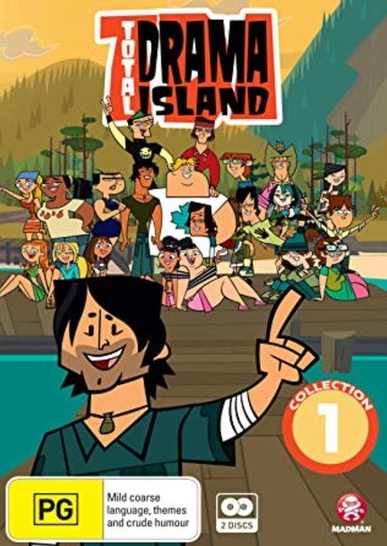 Total Drama Island  Fan Casting Poster