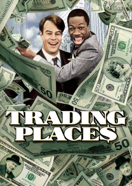 Trading Places (1973) Fan Casting Poster