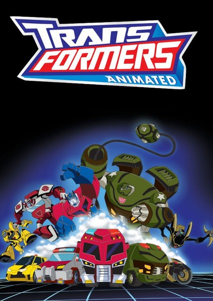 Transformers Animated: Season 4 Fan Casting Poster