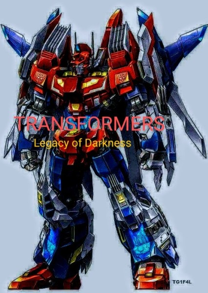 Transformers: Legacy of Darkness Fan Casting Poster