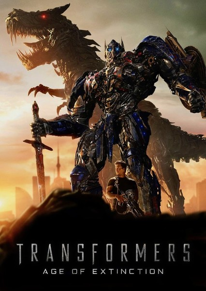 Transformes: Age of Extinction (1994) Fan Casting Poster