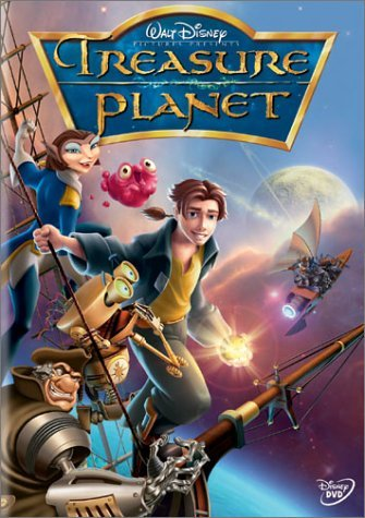 Treasure Planet Fan Casting Poster