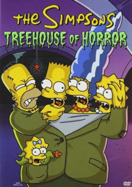 Treehouse of Horror: The Movie Fan Casting Poster