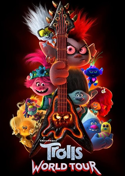 Trolls World Tour (2030) Fan Casting Poster