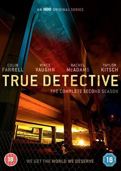True Detective - Season 2 (1995) Fan Casting Poster