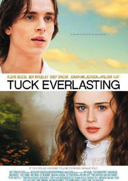 Tuck Everlasting (2012) Fan Casting Poster