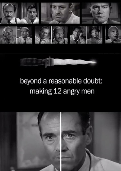 Twelve Angry Men (2017) Fan Casting Poster