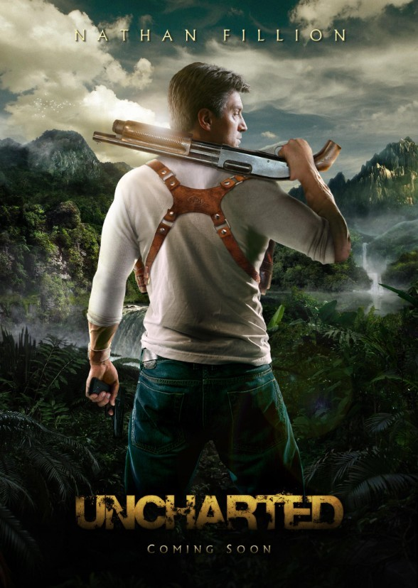 Uncharted 2020 Fan Casting On Mycast