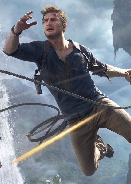 Uncharted (TV series) Fan Casting Poster