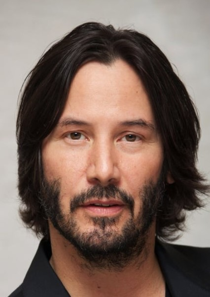 Untitled Keanu Reeves Biopic Film Fan Casting Poster