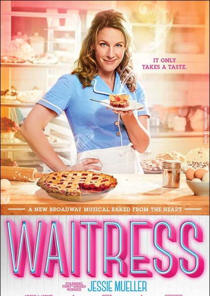 Waitress the Musical Fan Casting Poster