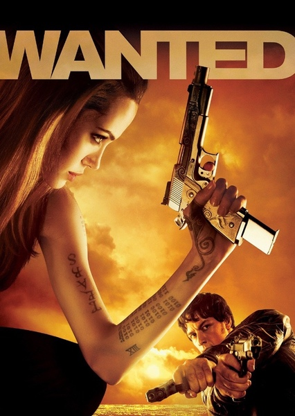 Wanted Fan Casting Poster