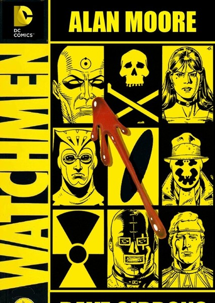Watchmen Fan Casting Poster