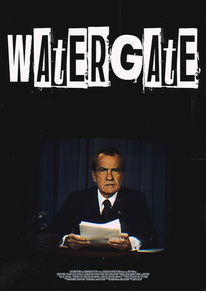 Watergate Fan Casting Poster